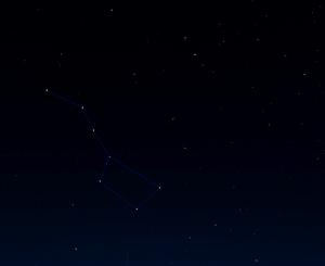 Chòm sao Bắc Đẩu