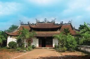 Đình Tiên Canh (tỉnh Vĩnh Phúc)