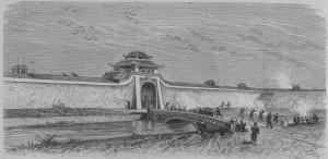 Quân Pháp tấn công thành Hà Nội lần thứ nhất