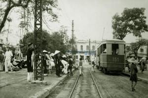 Bến xe điện Bờ Hồ