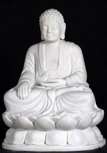 Tượng Phật bằng cẩm thạch