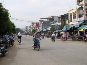 Thị trấn Chợ Chùa ngày nay