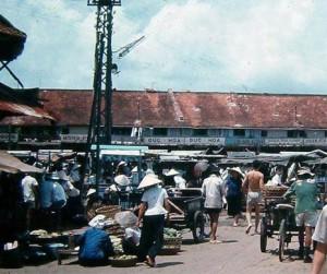 Chợ Thủ năm 1967-1968