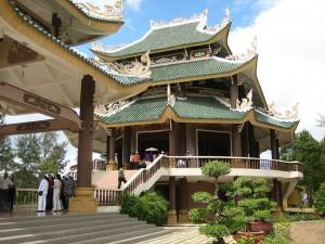 Đền thờ Đồ Chiểu ở Ba Tri, Bến Tre