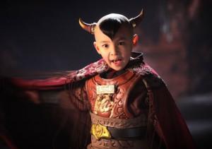 Tạo hình Hồng Hài Nhi trên phim