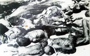 Người chết vì đói năm Ất Dậu