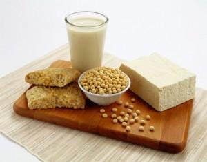 Hạt và các sản phẩm từ đậu nành