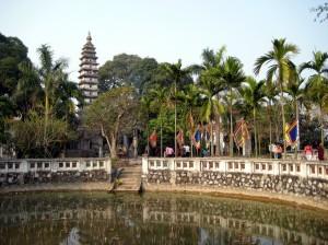 Đền Trần ở Nam Định