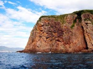 Mũi Yến trên bán đảo Phương Mai