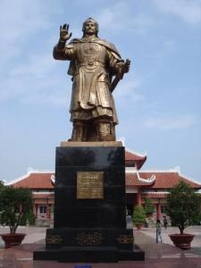 Tượng đài hoàng đế Quang Trung - Nguyễn Huệ