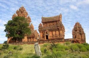 Tháp Po Klong Garai ở Phan Rang