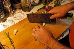 Dao phay dùng trong bếp