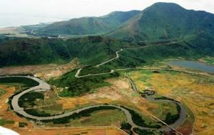 Đèo Ngang thuộc dãy Hoành Sơn