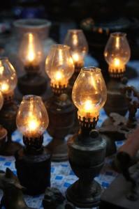 Đèn dầu