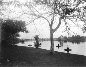 Hồ Gươm xưa