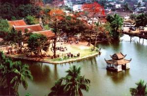 Phong cảnh chùa Thầy