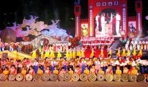 Lễ hội Giỗ Tổ Hùng Vương