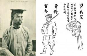 Lính tập (Tập binh 習兵)