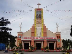 Nhà thờ Bãi Xan