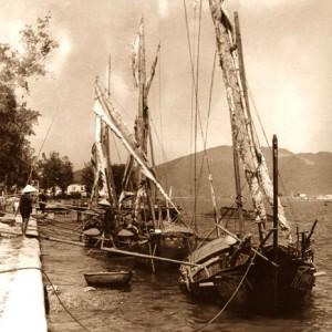 Bến sông Hàn ngày xưa