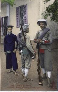 Lính khố đỏ