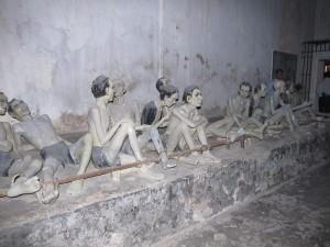 Tượng người tù tại Côn Đảo
