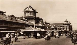 Chợ Bình Tây ngày trước
