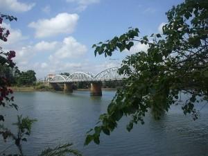 Một nhánh sông Đồng Nai