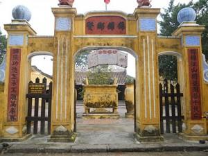 Đình làng Cẩm Phô
