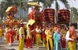 Hội làng Kiều Mai