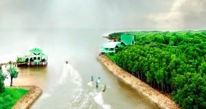 Phong cảnh Cà Mau