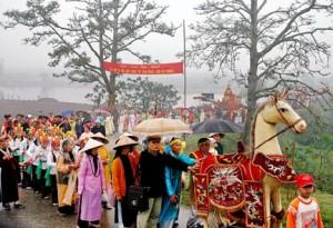 Lễ hội Chử Đồng Tử - Tiên Dung