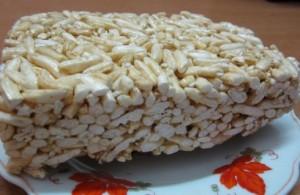 Bánh bỏng gạo