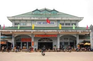 Chợ Diên Sanh ngày nay