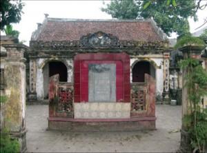 Đền A Sào, xã An Thái, huyện Quỳnh Phụ, tỉnh Thái Bình