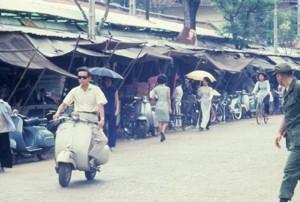 Chợ Cũ, đường Hàm Nghi, quận 1, thành phố Hồ Chí Minh