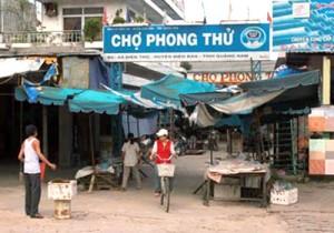 Chợ Phong Thử