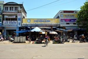 Chợ Bình Định ngày nay