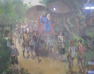 Ông Chảng về làng
