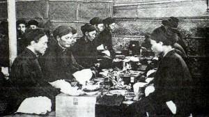Sĩ tử ăn cơm